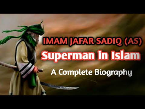imam Jafar Sadiq    superman in islam   life of imam   complete biography   Documentary - English