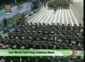 Iran Marks National Holy Defence Week - 22Sep09 - English
