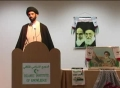 Quds Day Michigan USA 18Sep09 - Speech by Maulana Sayyid Suleman Ali Hasan - English