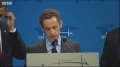 Sarkozy reacts on Irans second Uranium Enrichment plant - English