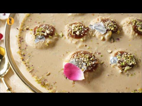 [Quick Recipe] Caramel Rasmalai - (Ramzan Special) - English & Urdu