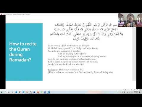 [II] Sura Munafiqun Tafsir | Shaykh Hasanayn Kassamali | English
