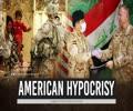 American Hypocrisy   Leader of the Muslim Ummah   Farsi Sub English