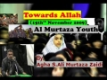 15 Nov - Karachi - Towards Allah - A lecture to Murtaza Youth - AMZaidi - Urdu