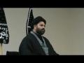 Maktab-e-Hussaini 1 - Syed Nafees Taqvi - Atlanta - USA - Urdu