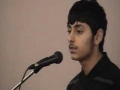Bilal Sher-Sunday School Calgary-Muharram 2010 - English