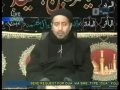 H.I. Jan Ali Shah Kazmi - Emotional Intelligence - Majlis 1 - Muharram 1431 - English Urdu