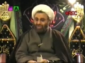 The Sermons of Imam Sajjad A.S. - Moulana Hurr Shabbiri - Jan 8th 2010 Muharram 1431 - Urdu