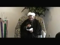 The Sermons of Imam Sajjad A.S. - Moulana Hurr Shabbiri - 9Jan10 Morning Muharram 1431 - Urdu