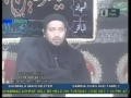 H.I. Jan Ali Shah Kazmi - Positive Thinking - Majlis 4 - Muharram 1431 - English Urdu