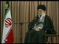 VERY IMPORTANT SPEECH BY LEADER FARSI PART ONE