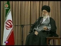 VERY IMPORTANT SPEECH BY LEADER FARSI PART TWO