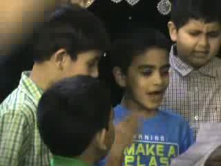 [Noha] Woh Abid-e-Beemar Tha Chalney sey jo Lachar tha - Urdu