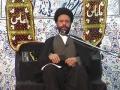Muharram 5 - Negligence of Quran - Moulana Zaki Baqri - Urdu
