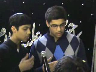 [Noha] Lut gaey Aal-e-Muhammad key Gharaney Waley -Urdu