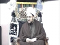 Moulana Hayder Shirazi On Submission and Servitude Majlis 5 - ENGLISH and few Minutes Urdu