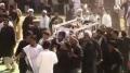 Karachi bomb victims mass funeral - 06Feb2010 - English