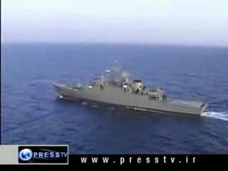 Iranian made Jamaran destroyer Special Report- English