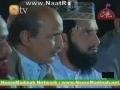 Sunni brother reciting - Mera Badshah Hussain hai - Urdu