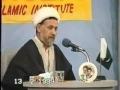 Seerat-un-Nabi a.s - Agha Ghulam Abbas Raeesi -  Day 4 Last - Year 1999 - Urdu