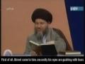 Shia and Sunni love Hussain - Wahabis Do Not - 3 of 6 - Arabic sub English