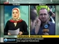 Press TV News - March 19th 2010-on MIDEAST QUARTET & Protest against Israeli Aggression - English