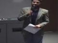 Poem by Yahya Naqvi at Amnesty International (University of Michigan - Dearborn) - English