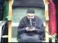 Ramadan 2006 - Tafseer Surah Hujurat - Day 3 of 8 - Urdu