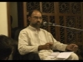 Maqam e Bashar aur Haqeeqat e Nabuwwat - Majlis 3b of 4-Urdu