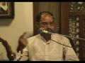 Maqam e Bashar aur Haqeeqat e Nabuwwat - Majlis 4b of 4-Urdu