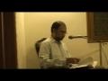 **MUST WATCH** Tawheed - Tafseer Sura Ikhlaas 2a of 2 - Urdu