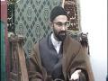 Milad of Imam ZainulAbideen[AS]- H.I Hasan Mujtaba - 4/30/2010 at Momin - English