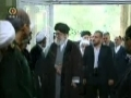 Wali Amr Muslimeen Syed Ali Khamenei -WE LOVE YOU - News Report - Farsi sub English