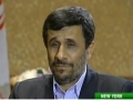 RT exclusive Interview with Mr. Ahmadinejad - 04May2010 - English