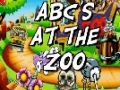 English Alphabets - The Kids ABC At The Zoo -  English