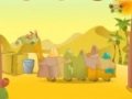 Nursery Rhyme - Sally the Camel - English