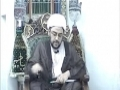 Importance of the Month of rajab Affection & Kindness - By Maulana Hayder Shirazi June13 - 2010 - English