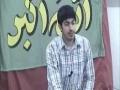 Wiladat of Imam Muhammad Taqi as - Qaseeda by Br Hasan Kanani - Momin Center 6-22-10 -URDU