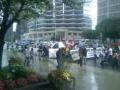 [G20] AntiWar Rally outside US Consulate in Toronto - 26Jun2010 - Clip1 - English