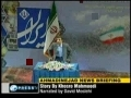 Ahmadinejad short comment on starting talks - 28 June 2010 - English