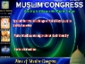 Muslim Congress Projects - English