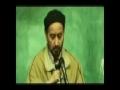 [Part 1] Arbaeen (15th of sahaban till the end of Ramadhan) and Eternal Comfort Kotbate Joma 11 Sahaban 10 - Urd