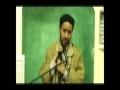 [Part 2] Arbaeen (15th of sahaban till the end of Ramadhan) and Eternal Comfort Khotbate Joma Sahaban 11 - Urdu