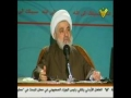 Sheikh Naeem Qasim Lecture To Women - As-Shahadat Wa Al-Hayat - Arabic