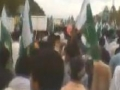 1 August 2010 - Wahdat Rally Islamabad - A short clip - Urdu