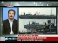 Iran Launches Four Ghadeer Submarines Into The Persian Gulf - Clip1 - 08Aug2010 - English