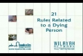 Nooe-e-Ahkam 21 Rules Related Dying Person - Urdu