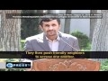 Ahmadinejad Slams Israeli Involvement In Hariri Assassination - 11Aug2010 - English