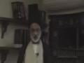[V. LOW QUALITY VIDEO] Moulana Askari - IZNFA - New Jersey - Ramadhan 01 2010 - Urdu