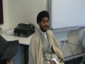 Ramazan workshop lecture about Education - English